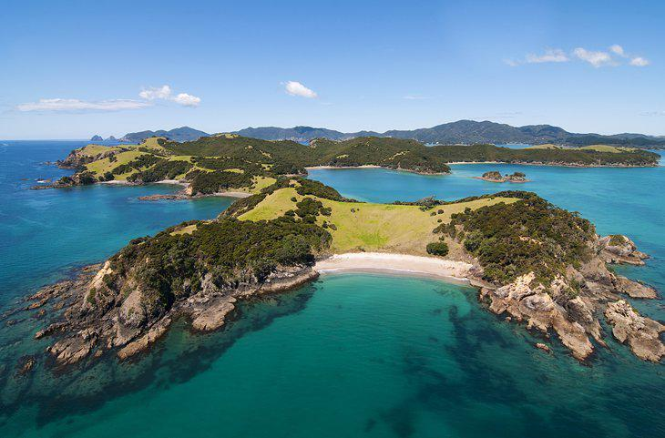 Bay of Islands Holiday Destination In New Zealand
