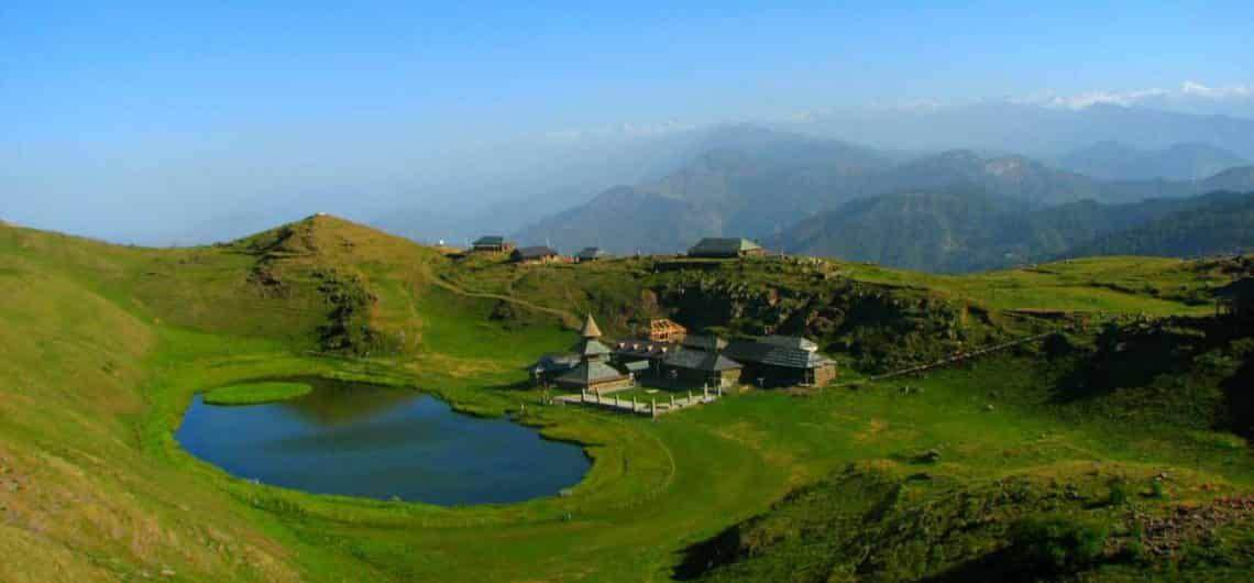 Top 5 Must Visit Places in Uttarakhand